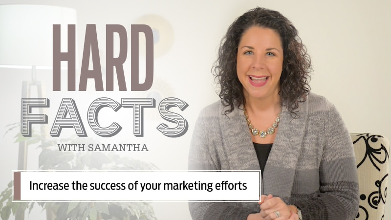 Increase the success of your marketing efforts