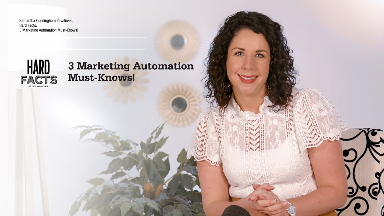 3 Marketing Automation Must-Knows!