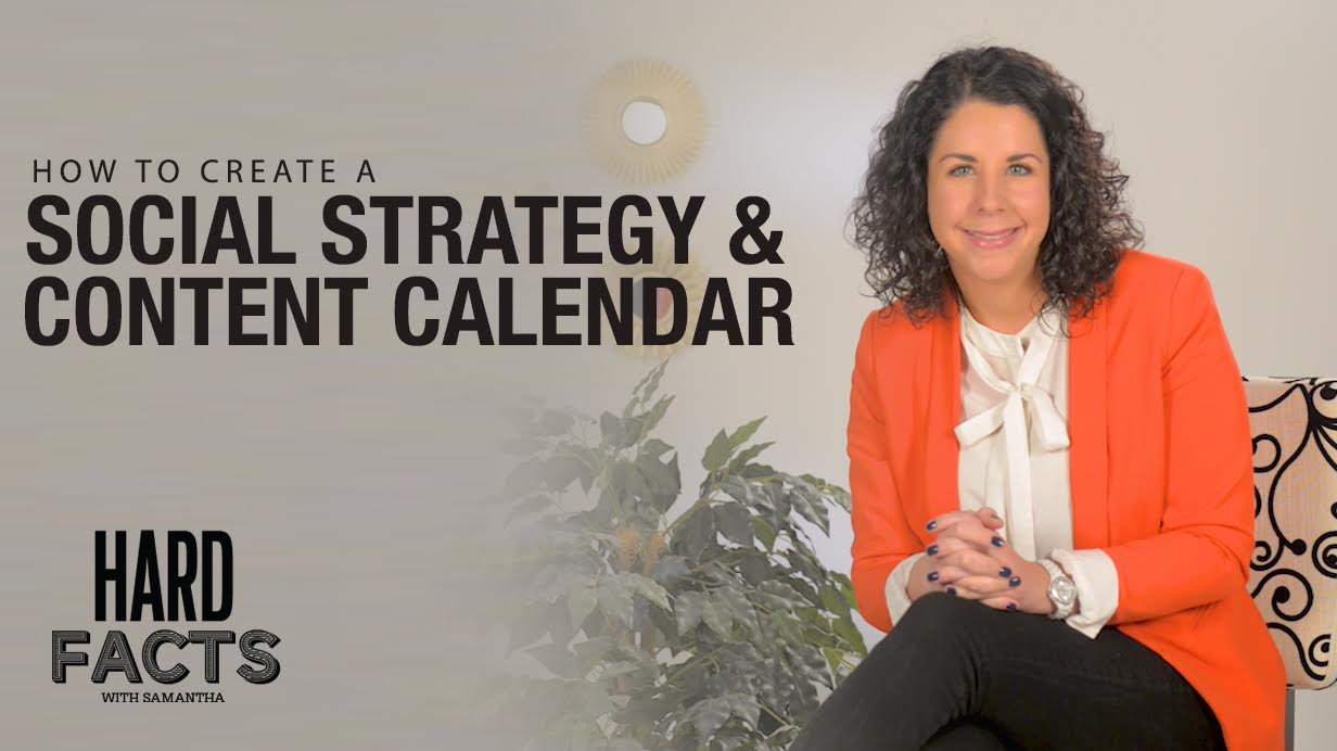 How to Create a Social Strategy and Content Calendar