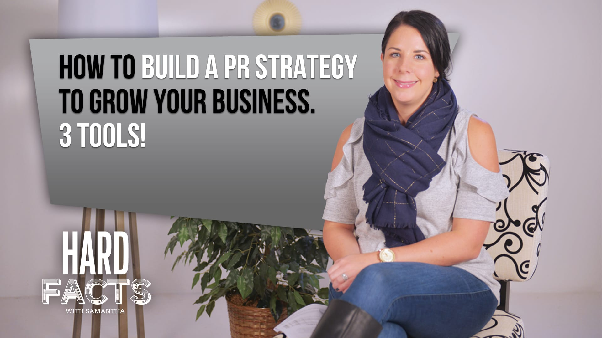 How to Build a PR Strategy to Grow Your Business – 3 TOOLS!