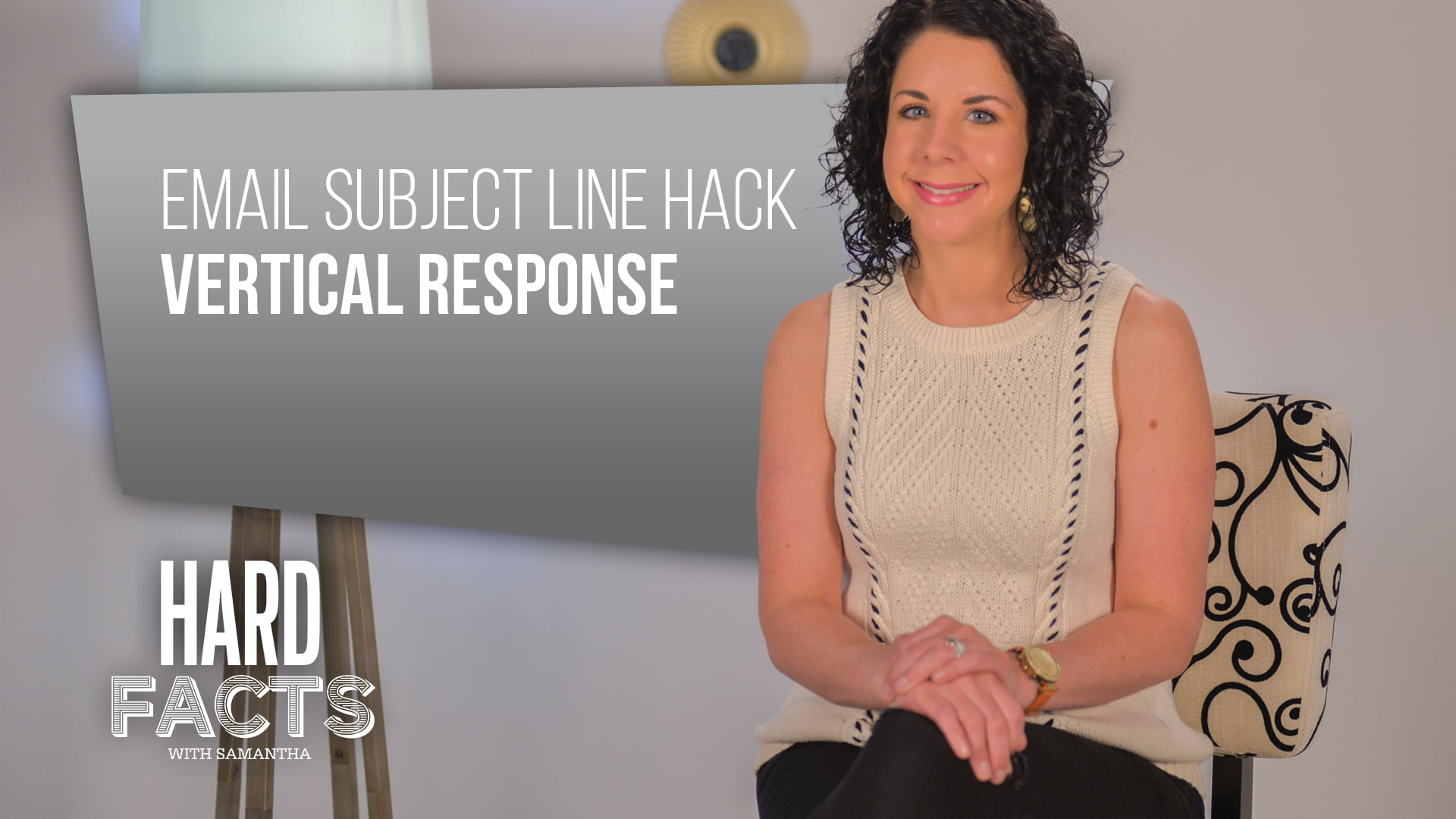 Email Subject Line Hack – Vertical Response