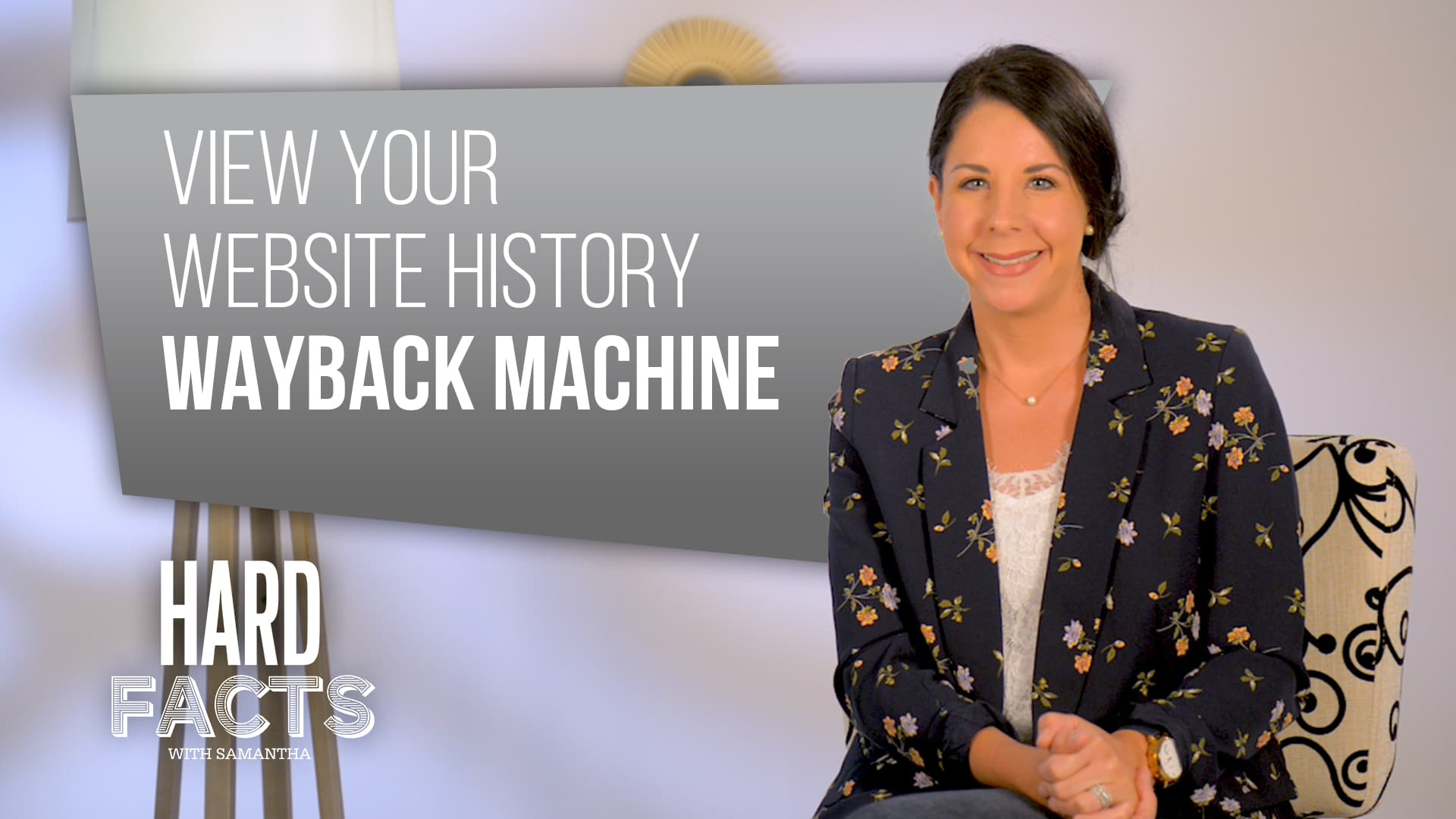 View Your Website History – Wayback Machine