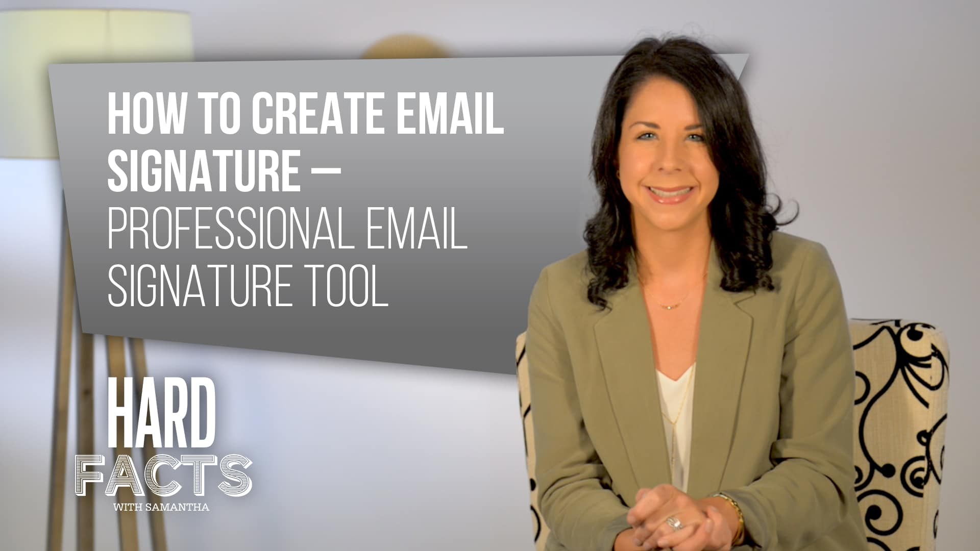 How To Create Email Signature – Professional Email Signature Tool