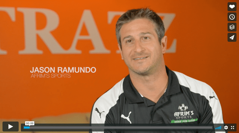 Jason Ramundo of Afrim's Sports